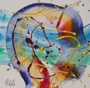 Alex Gillo - artist - Bristol - UK